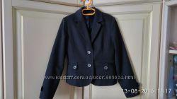 Велма жакет, пиджак р. 140 синий.