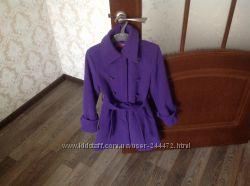 Diamantina 34 р 125-134 см пальто Италия