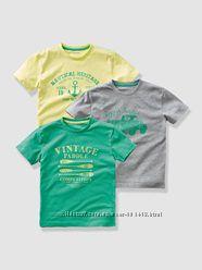 Комплект футболок з Англії vertbaudet 102 108