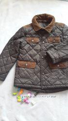 Продам стёганную куртку GEORGE р. 3-4 года