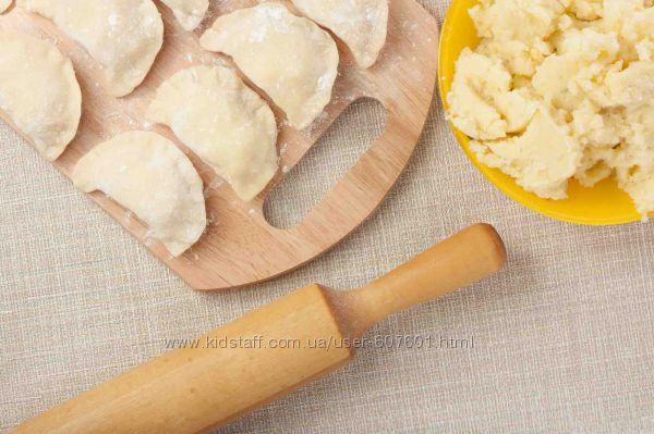 Пресное тесто для вареников
