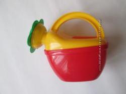 Лейка лопата большая Гуливер маленькие лоптки игрушки для песочницы