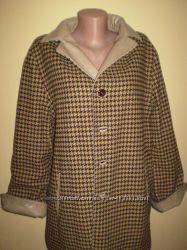 двухсторонняя  куртка  большого  размера  ф. Camilla Arthuro  размер  42  е
