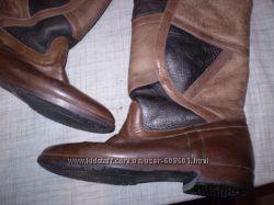 кожаные  сапожки ф.  Dr. Marco   размер  39  -  25   см