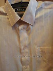 Рубашка HugoBoss с Германии Короткий рукав