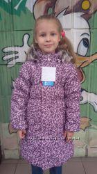 Зимняя удлиненная куртка-пальто для девочек Lassie by Reima