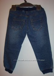 Котоновые джинсы MothercareАнглия бу на 1, 5-2 года, рост 92