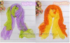 Легенькие весенние шарфики