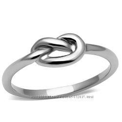 Оригинальное кольцо узел символ безконечности