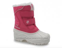 Сапожки для девочки Campri зимние