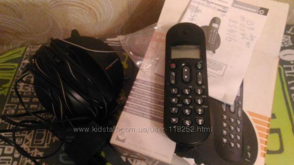 Телефон стационарный новый