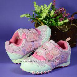 мегараспродажа кроссовки на девочку Peppa Pig Disney размер 23 стелька 14см