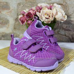 SALE фирменные кроссовки C&A Испания на девочку размер 21 14см, 22 14, 5см