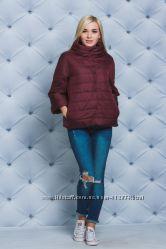 Куртка демисезонная в расцветках  р-ры 42-54