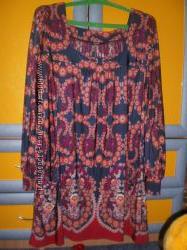 Туника-платье для беременных