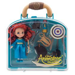 Мини кукла Мерида с аксессуарами Disney Animators Collection Merida