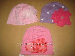 Красивые шапочки на весну на девочку 2-х лет