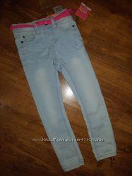 Красивые джинсы для девочки