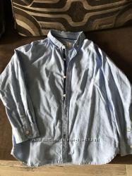 Рубашка Zara Boys, 9-10лет, 140рост.