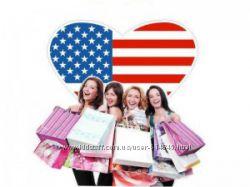 Заказы с сайтов США