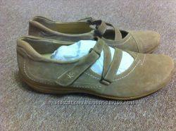 Кожаные туфли Durea европейское качество