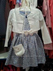 Платье болеро сумочка 116