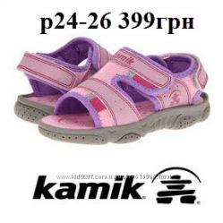 Распродажа босоножки девочкам Kamik Оригинал р24 25 26 оригинал