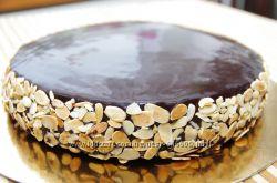 Шоколадный торт для шокоголиков