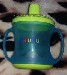 Поильник бутылочка Akuku
