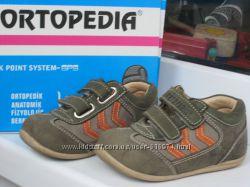 Туфельки-кроссовочки Ortopedia р. 21 стелька 13, 5