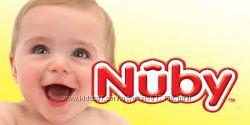Nuby - детская посуда, зубные щетки, ниблер, маникюрные наборы