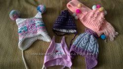 Наши шапочки зимние, демисезонные, весенние, осенние