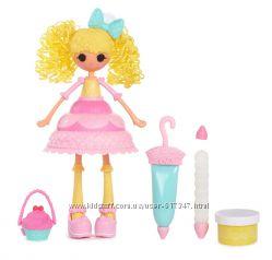Lalaloopsy Girls Cake Fashion Doll- Candle Slice O&acute Cake
