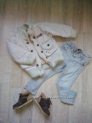 Деми ботиночки Pat et Ripation