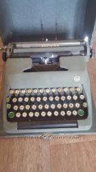 Печатная машинка МОСКВА модель 3