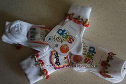 белые нарядные носочки