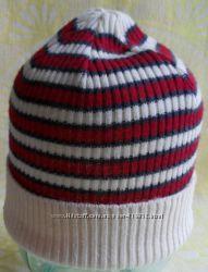 шапка BENETTON , MATHERCARE деми- сезон и зима для мальчика.
