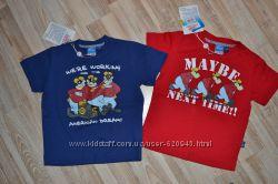2 Фирменные футболки Original Marines