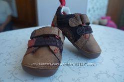 Туфли-кроссовки для модника Clarks 3 пары