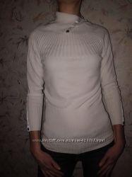 Вискозный нарядный свитерок, 80  вискоза, размер С-М, наш 42-44