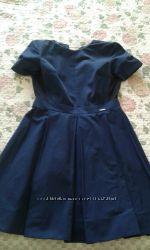 Отличное платье для офиса или школы  XS- S