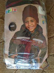 Демисезонные термокуртки на мальчика размеры 86-146