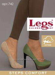 Следы Legs cotton и tactel