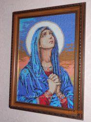 картина Образ молящей Девы