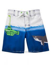 Gymboree Шорты для мальчика для купания для пляжа 3Т