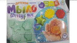 Мыло фигурное своими руками -отличный набор для новичков