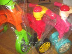 Ролоцикл, велобег, толокар, каталка - все есть у меня