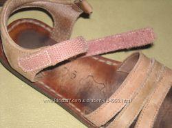 Босоножки кожаные ANDRE, 27 размер