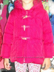 Куртка MOTHERCARE для девочки 104р.