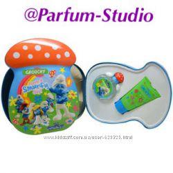 Smurfs Смурфики ароматные наборы парфюмы для деток